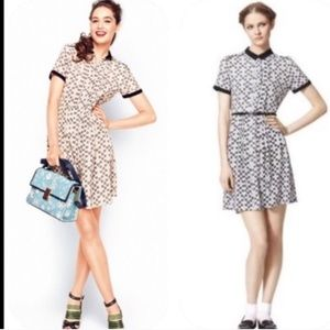 JASON WU for Target wheel print shirtdress